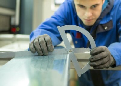 Hartmann Metallbearbeitung - Qualitaet